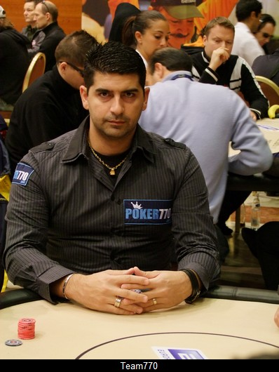 Pokerstars EPT Prague: Day 2