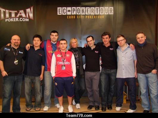 ECPT Salzburg: Table Finale