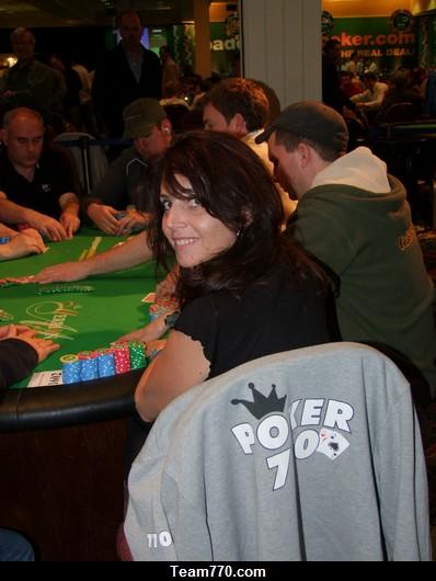 Lise «Pinklady» Vigezzi monte à 87 K
