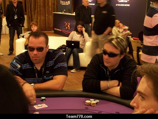 Eric Cloutier et Didier Santelli