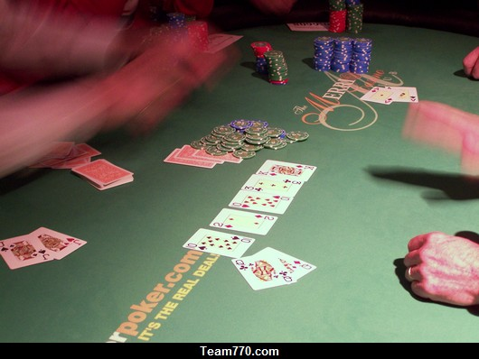 Phil Laak Out