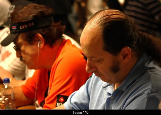 Pascal Perrault et Humberto Brenes