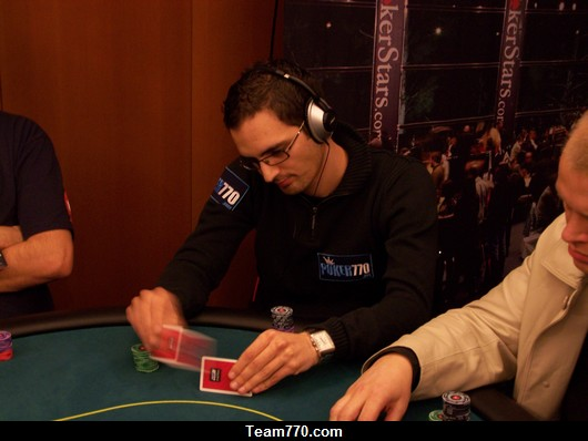 WSOP Event # 51: Les Pros de la Team770