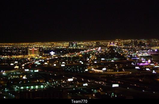 Vue de Vegas