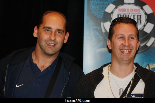 WSOP 2009 Main Event – Fin du Day 1D