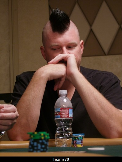 Galerie Photos durant ces WSOP 2009