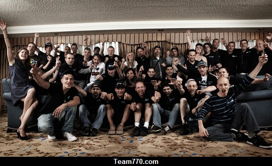 WSOP 2009: La photo de groupe