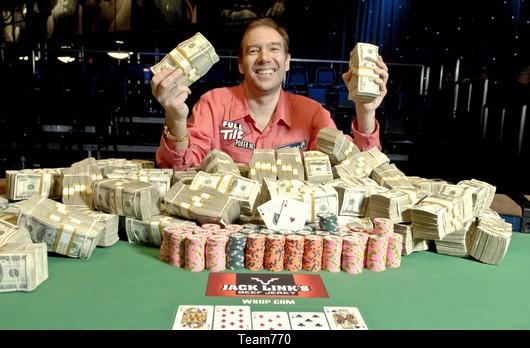 WSOP 2009: Classement des joueurs par gains (100 premiers)