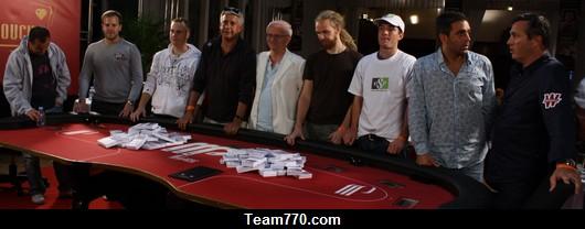 Partouche Poker Tour: les finalistes du Main Event