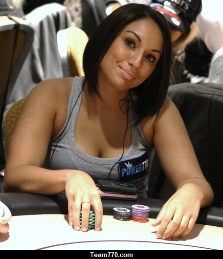 EPT Ladies: les joueuses de la Team Ladies 770
