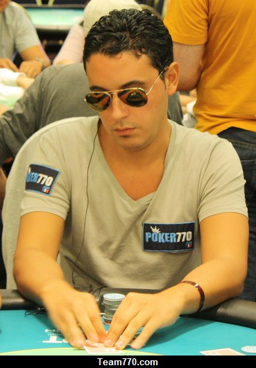 WPT Marrakech: pause dans le side-event