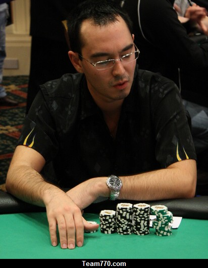William Kassouf sort en 14ème position