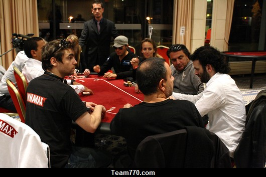 Main Event: Mickael Sebban en table finale !