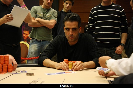 Eyal Avitan, éliminé en 2e place remporte € 454 000