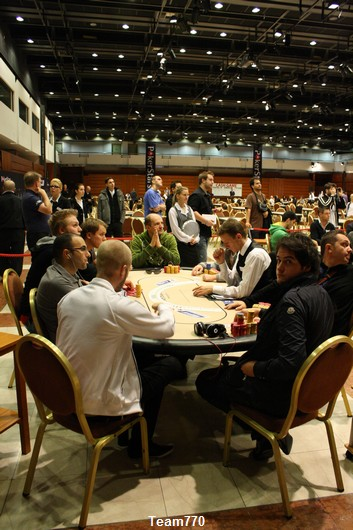 EPT Prague sponsorisé par PokerStars: Day 4