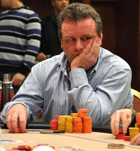 Laurence Ryan éliminé en 5ème position (135,000 €)