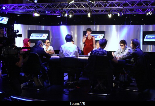 EPT Deauville 2010: Table Finale