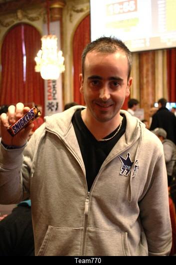 La bulle a éclaté: Julien Riou ITM pour son premier EPT ! Conagratulations !