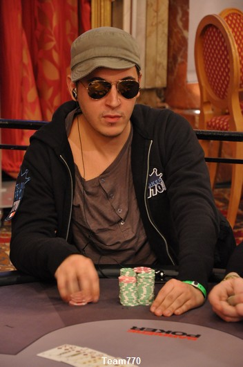 Side Event 1,500 €: Mickael Sebban finit 4ème
