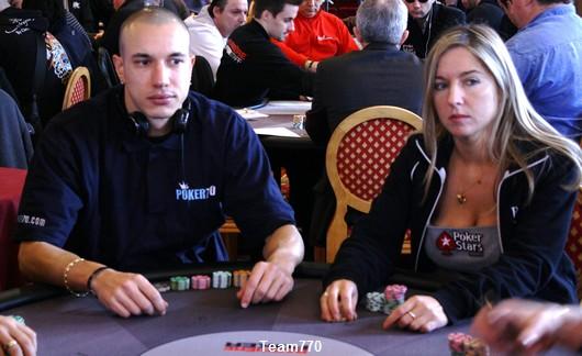 Arnaud et Vicky