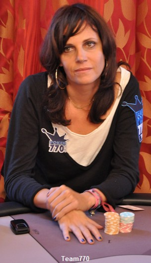 """Lise """"PinkLady"""" Vigezzi"""
