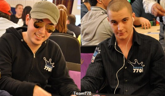 PokerStars.net EPT SnowFest: Day 2