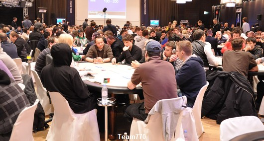 Pokerstars.com EPT Berlin: day 1A