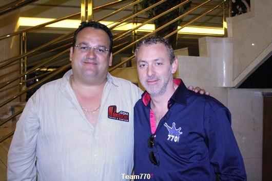 Alain Roy et Guillaume Darcourt