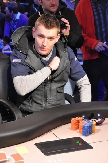 Marko Neumann éliminé en 7e place pour un gain de 120 000 €