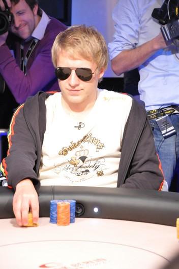 Nico Behling est éliminé en 8e place