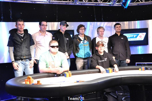 Pokerstars.com EPT Berlin: la table finale