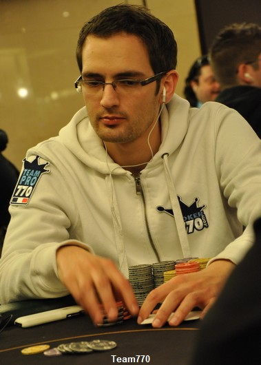 ECPT Barcelone: Day 1 Over – Jamel Maistriaux chip leader