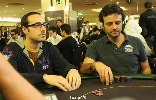 Antonio et Fabrice