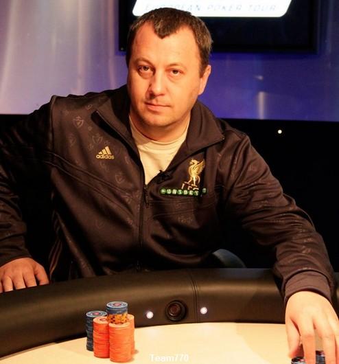 Atanas Gueorguiev éliminé en 8ème place (90,000 €)