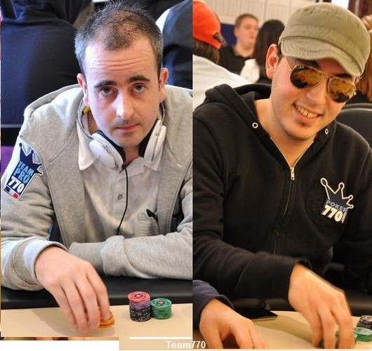 PokerStars.com EPT San Remo: day 3