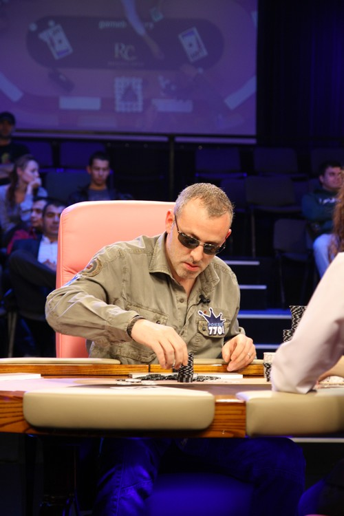 Guillaume Darcourt en heads up
