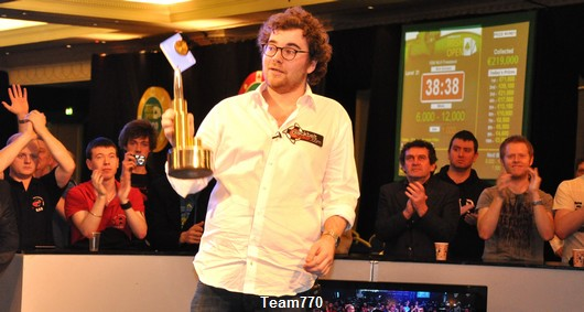 James Mitchell remporte l'irish Open 2010