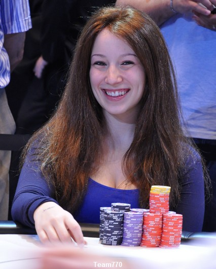 Melanie Weisner remporte le 1,000 € Ladies Event