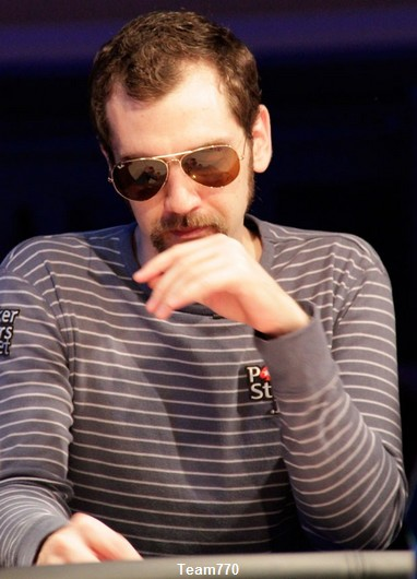 Michael Piper éliminé en 4ème place (345,000 €)