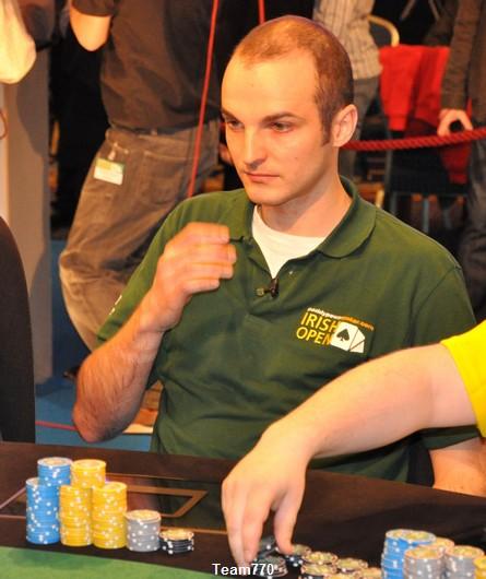 Rob Sherwood éliminé en 4ème place