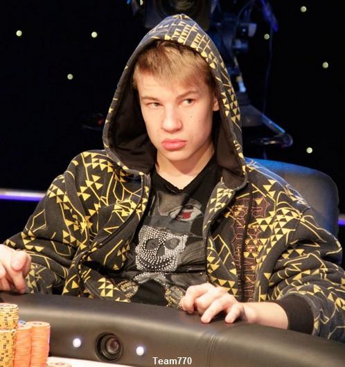Toni Pettersson éliminé en 3ème place (420,000 €)