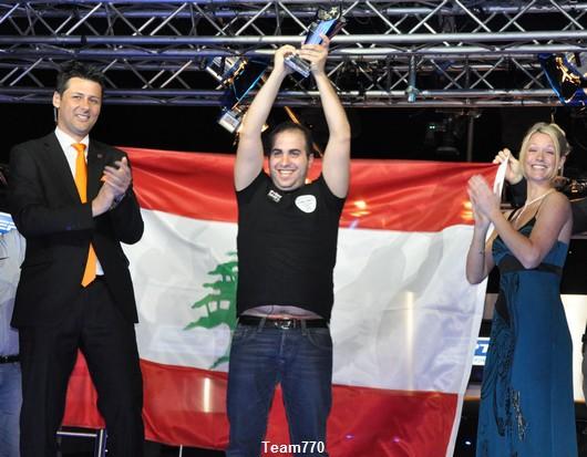 Main Event: Nicolas Chouity remporte l'EPT Monte Carlo