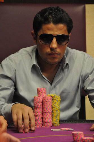 Fabrice Touil éliminé en 5ème place (140,870€)