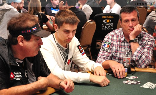 WSOP Event # 51: $3,000 Tripl Chance No Limit Hold'em