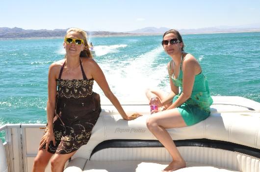 Coralie et Emilie
