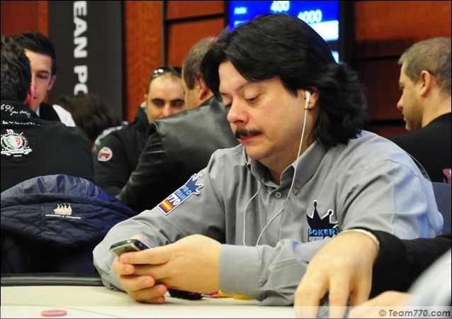 EPT Prague: day 2 Over