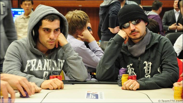 Ronan Monfort et Nicolas Babel