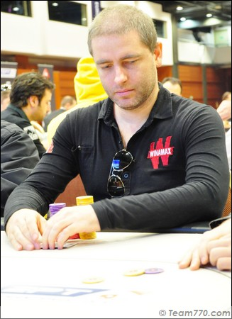 Main Event de Prague, day 3 over
