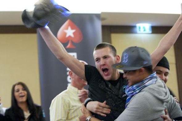 Vladimir Geshkenbein remporte l'European Poker Tour SnowFest (390,000€)