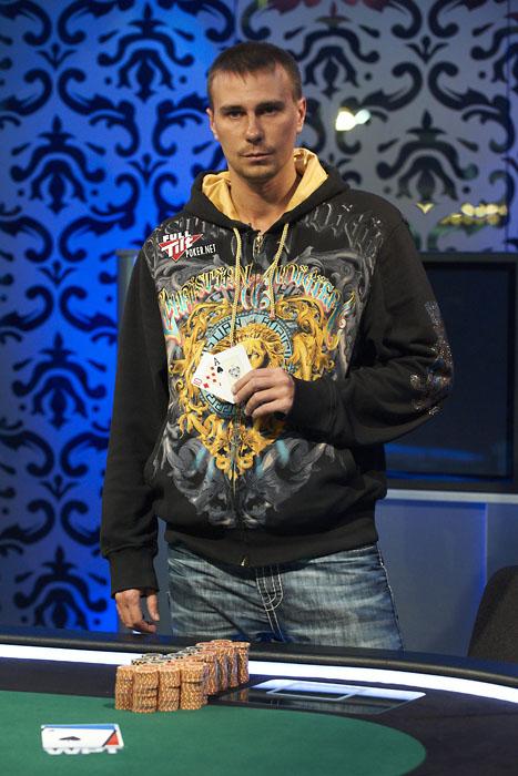 Dmitry Gromov remporte le WPT Vienne (447,840€)
